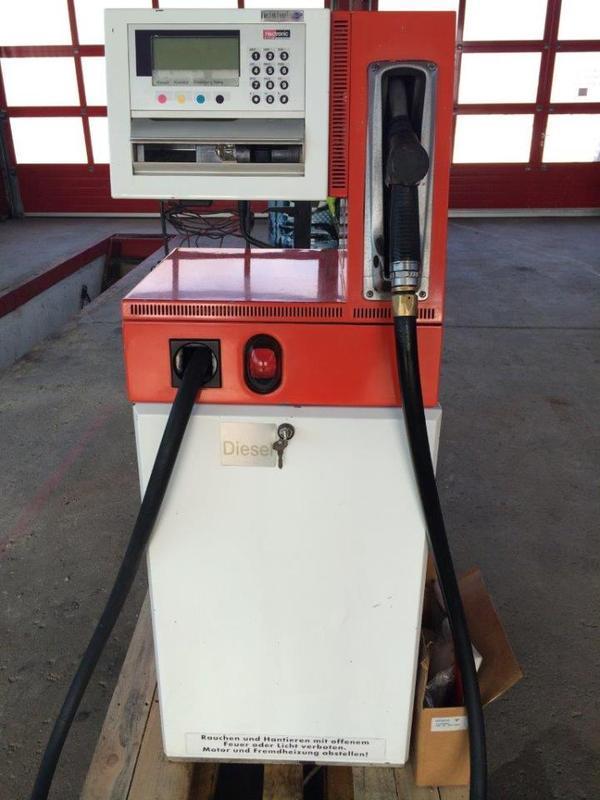 automatenzapfs ule hecpump 2333 zapfs ule mit tankautomat gebraucht 1999eur. Black Bedroom Furniture Sets. Home Design Ideas