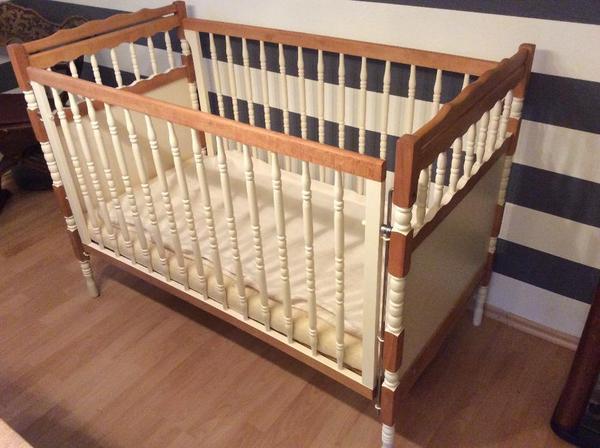 babybett kinderbett kleinanzeigen baby kinderartikel. Black Bedroom Furniture Sets. Home Design Ideas