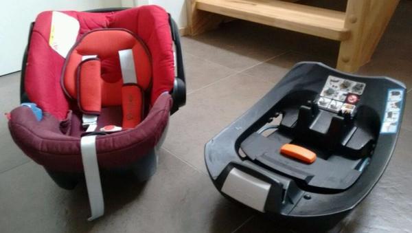 cybex aton 2 kaufen gebraucht und g nstig. Black Bedroom Furniture Sets. Home Design Ideas