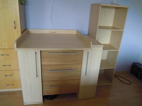 babyzimmer bruno von paidi bestehend aus bett. Black Bedroom Furniture Sets. Home Design Ideas