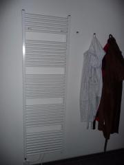 Badezimmer Heizkörper/Handtuchhalter
