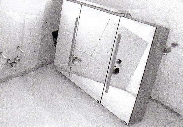 Oben links neu und gebraucht kaufen bei for Spiegel 2x1m