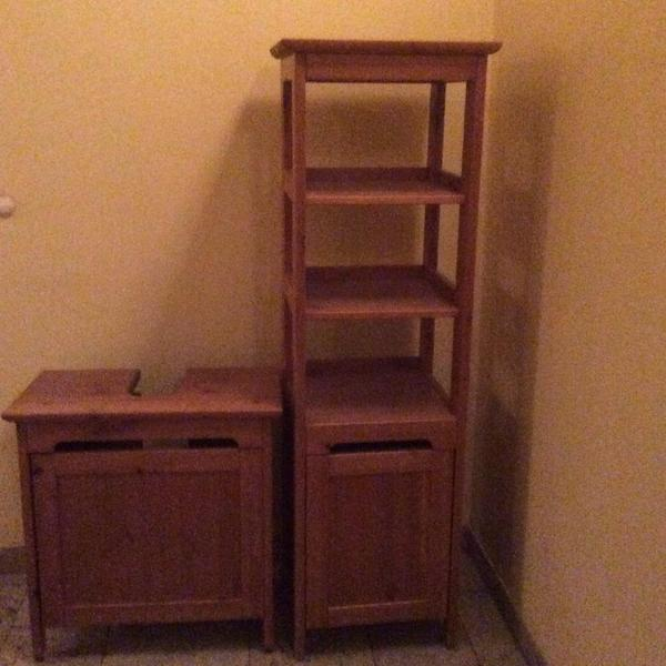 regal holz neu und gebraucht kaufen bei. Black Bedroom Furniture Sets. Home Design Ideas