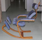 Balance Stuhl, original Stokke (Varians) Ein Balance-Stuhl, Idealer Stuhl zur Rückenschonung älteres Modell, starke Gebrauchsspuren, technisch guter Zustand, Top Modell eines ... 150,- D-55234Kettenheim Heute, 16:24 Uhr, Kettenheim - Balance Stuhl, original Stokke (Varians) Ein Balance-Stuhl, Idealer Stuhl zur Rückenschonung älteres Modell, starke Gebrauchsspuren, technisch guter Zustand, Top Modell eines