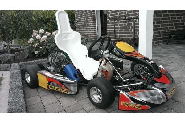 bambini rennkart crg in sulzbach karts rennwagen kaufen. Black Bedroom Furniture Sets. Home Design Ideas