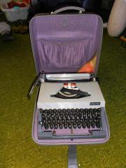 Beerfelden (Odw) Schreibmaschine