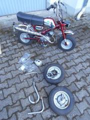 Benelli Mini-Bike