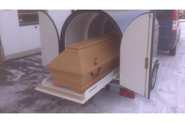 bestattungsanh nger anh nger leichenwagen. Black Bedroom Furniture Sets. Home Design Ideas