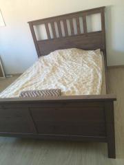 hemnes bett 140x200 haushalt m bel gebraucht und neu. Black Bedroom Furniture Sets. Home Design Ideas