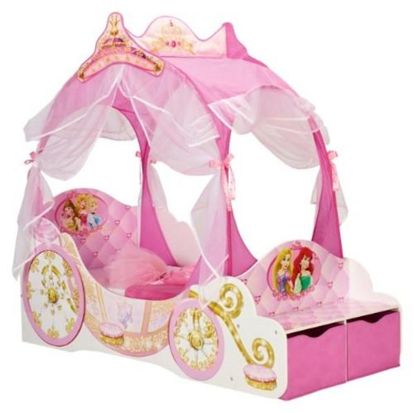 bett disney princess prinzessin kutschebett in hamburg. Black Bedroom Furniture Sets. Home Design Ideas