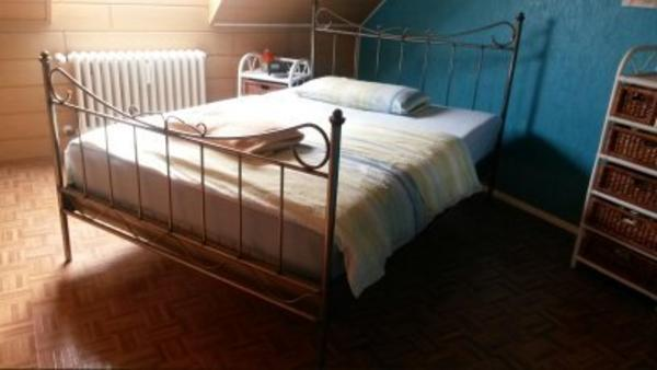 metallbett 200 neu und gebraucht kaufen bei. Black Bedroom Furniture Sets. Home Design Ideas