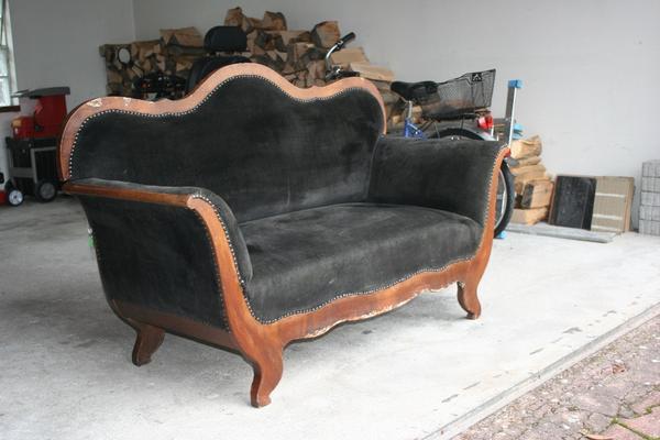 Sofa antikes sofa neu und gebraucht kaufen bei for Antikes sofa gebraucht