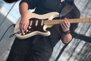 Biete Ersatzgitarristen für