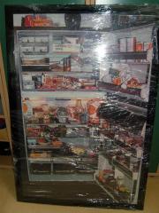 amerikanischer kuehlschrank haushalt m bel gebraucht kaufen oder kostenlos verkaufen. Black Bedroom Furniture Sets. Home Design Ideas