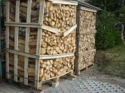 Birkenholz 33cm lang