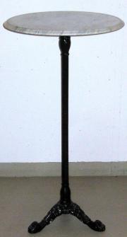 Bistrotisch marmorplatte haushalt m bel gebraucht for Bistrotisch marmorplatte