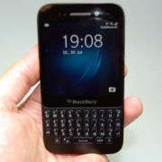 Blackberry Q5 wie