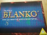 Blanko Kreuzworträtsel Spiel