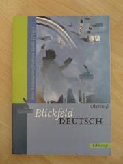Blickfeld Deutsch Oberstufe (