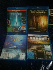Blu Rays 3D+