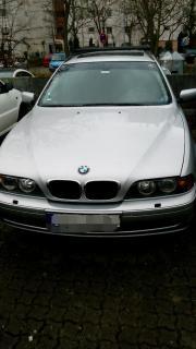 BMW e39 525d