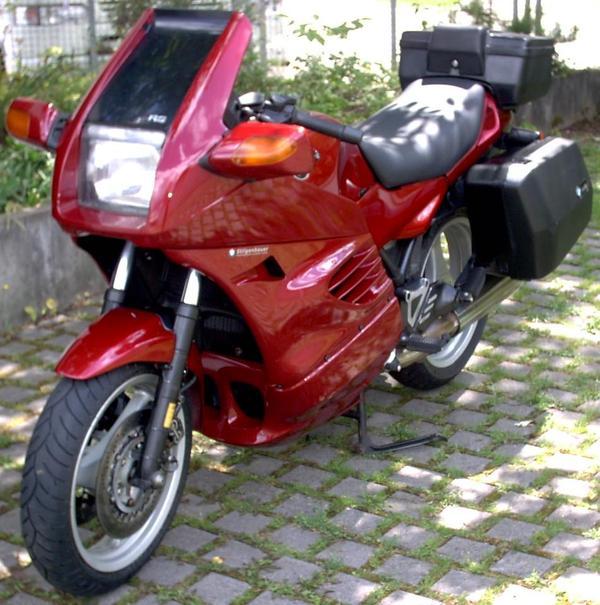 bmw k 1100 rs in heppenheim motorrad roller teile kaufen und verkaufen ber private. Black Bedroom Furniture Sets. Home Design Ideas