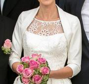 Bolero für Hochzeitskleid