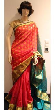 indische sari kaufen gebraucht und g nstig. Black Bedroom Furniture Sets. Home Design Ideas