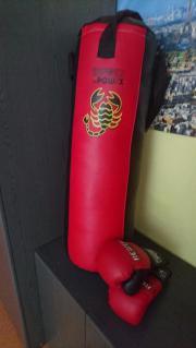 Boxsack + Handschuhe