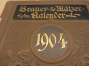 Brauerkalender 1904 Band