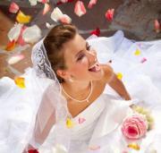 Brautkleid/Festtagskleid Verleih/