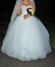 Brautkleid Hochzeitkleid