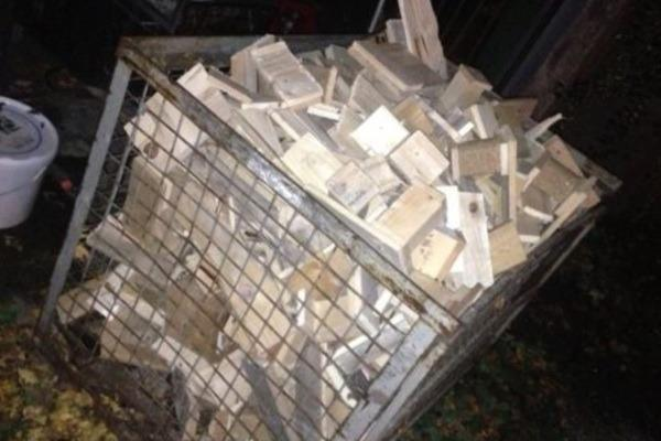 brennholz anmachholz holz fertig geschnitten super alternative in g ttingen kaufen und. Black Bedroom Furniture Sets. Home Design Ideas