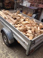 Brennholz Kaminholz 1qm
