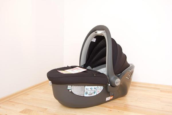 britax r mer baby safe sleeper neu. Black Bedroom Furniture Sets. Home Design Ideas