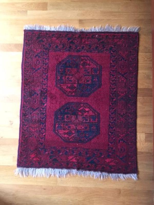 BucharaTeppich  handgeknüpft in München  Teppiche