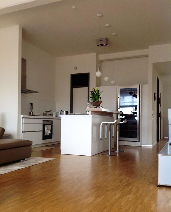 bulthaupt b1 systemk che inkl liebherr weinklimaschrank in dudenhofen k chenzeilen. Black Bedroom Furniture Sets. Home Design Ideas