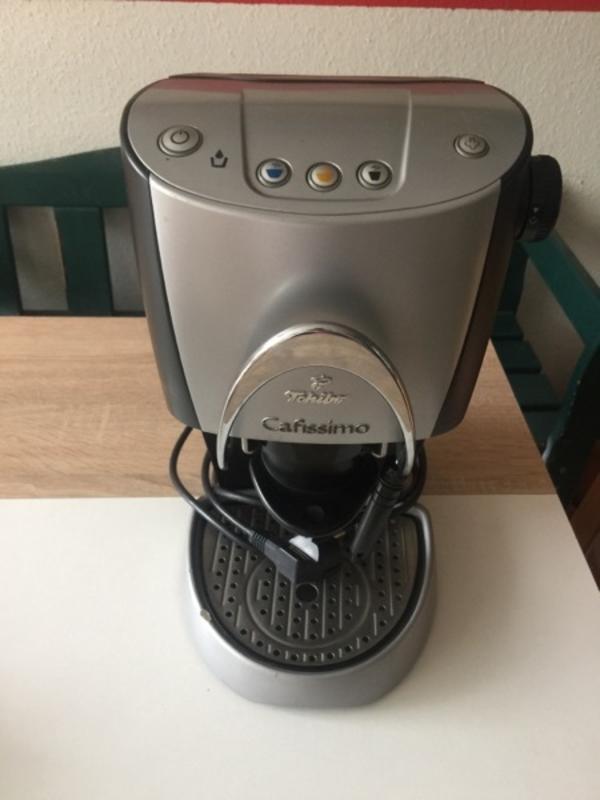 cafissimo tchibo in mannheim kaffee espressomaschinen kaufen und verkaufen ber private. Black Bedroom Furniture Sets. Home Design Ideas