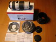 Canon EF70-200mm