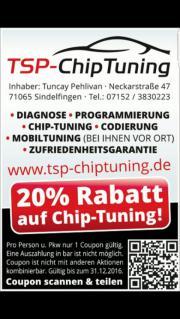 Chiptuning/Optimierung vom