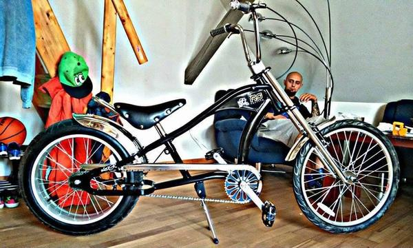 chopper fahrrad cruiser in lustenau herren fahrr der. Black Bedroom Furniture Sets. Home Design Ideas