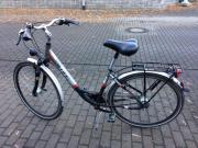 City-Rad, Tiefeinsteiger,