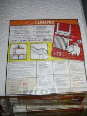CLIMAPOR Energiespar-Deko-