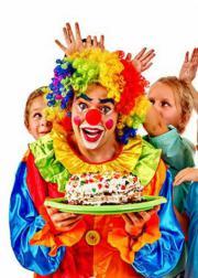 Clown Kindergeburtstag