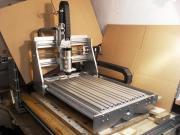 CNC Fräse mit