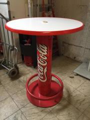 Coca Cola - Stehtisch