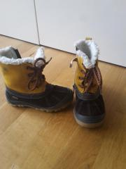 coole Winterstiefel in