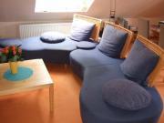 Couchgarnitur Rundecke