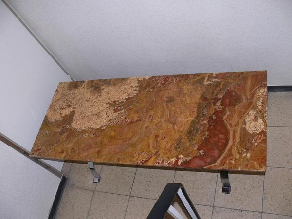 Marmorplatte neu und gebraucht kaufen bei for Wohnzimmertisch mit steinplatte