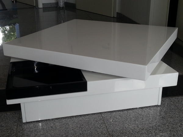 couchtisch schwarz neu und gebraucht kaufen bei. Black Bedroom Furniture Sets. Home Design Ideas